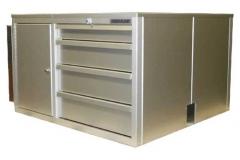 Mobile Sales Cabinet