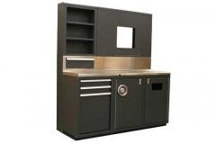 Custom Industrial Cabinets