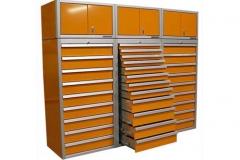 Custom Drawer Cabinets