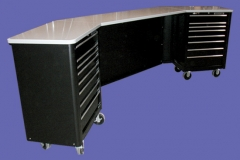 Mobile Sales Counter