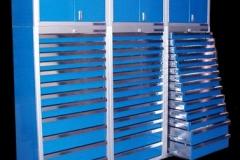 Custom Lightweight Aluminum Drawer Units