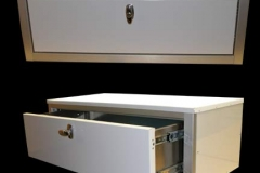 Aluminum Drawer Cabinet for the Military