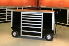Aluminum Pit Cart