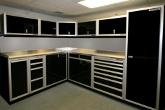 Aluminum Tool Chest and Storage Cabinets