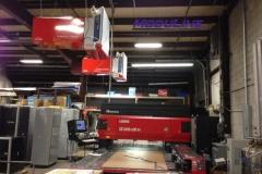 Amada LASMAC 2500 Watt CNC Laser