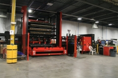 Amada EMK 3612 M2 Turret Punch Press with Cycle Loader