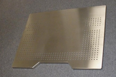Stainless Steel Machine Frame Shelf