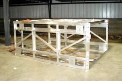 Aluminum Machine Frame